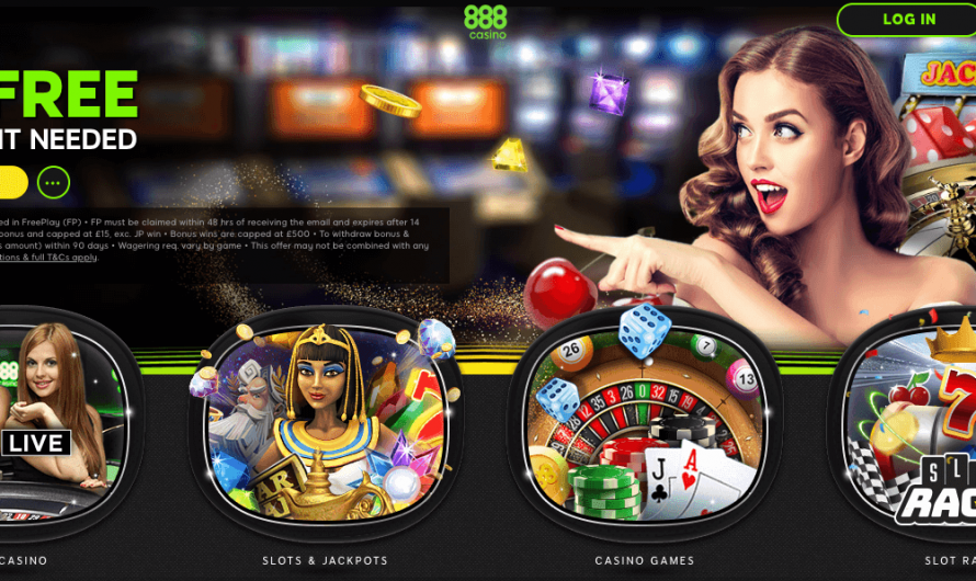 888Casino Review: Best Features